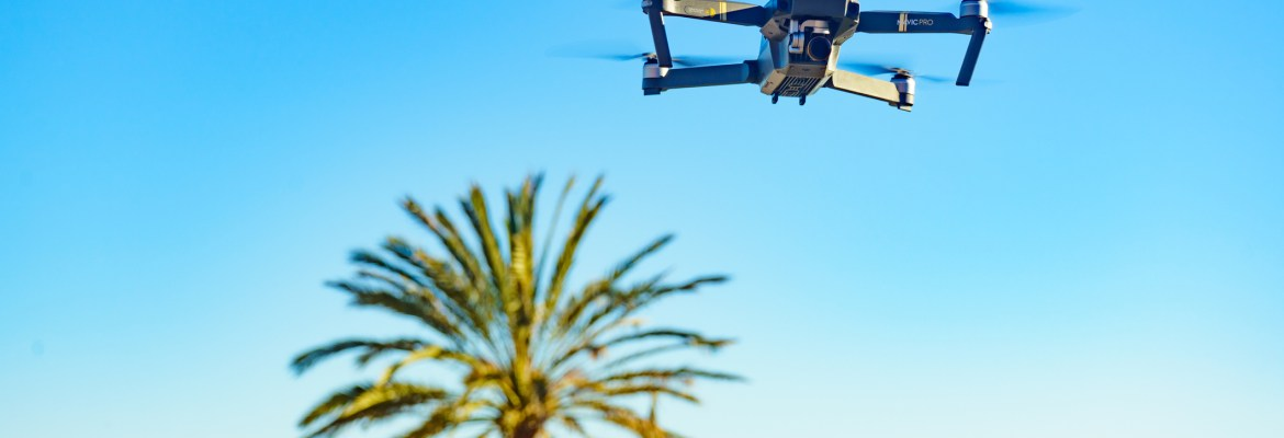 top drone manufacturers of 2020