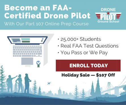 Drone Pilot Ground School sale