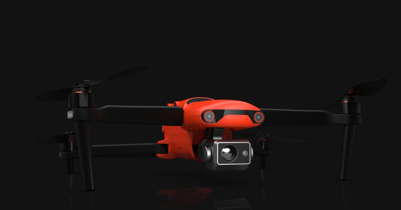 made in USA drones for first responders