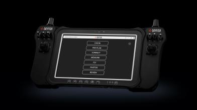 ruggedized remote controller Skyfish C1