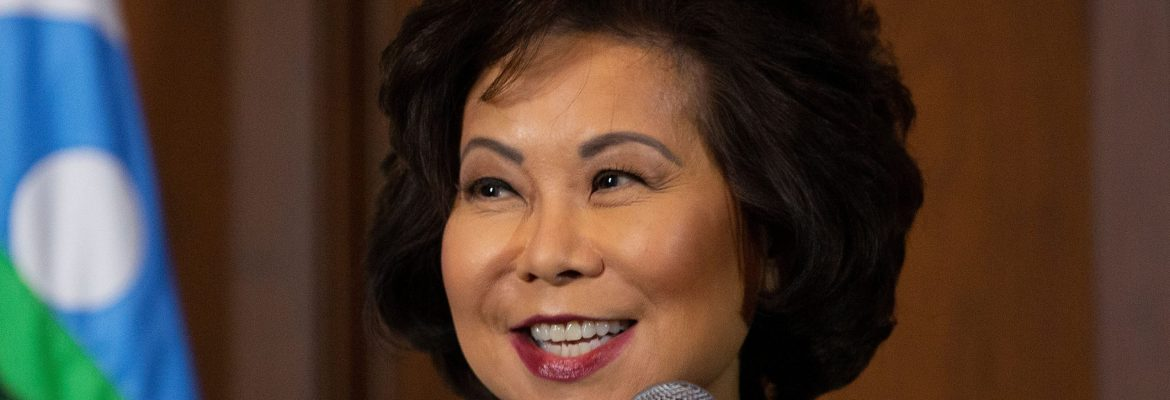 Elaine Chao resigns cabinet Department of Transportation