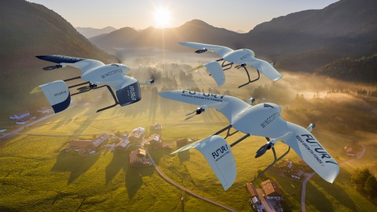 Wingcopter Germany drone delivery growth
