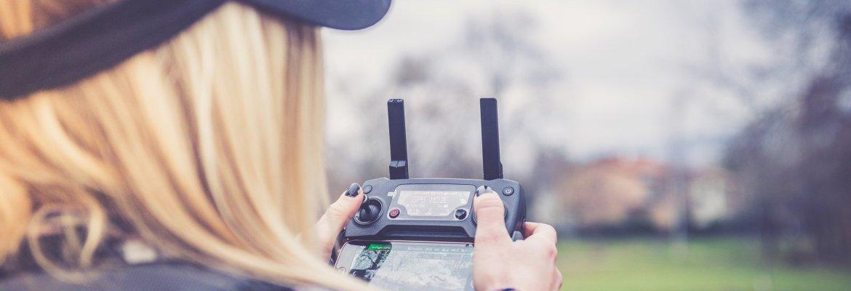 drone hobbyists DJI Mavic pilot