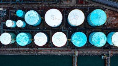 Terra Drone oil gas aerial