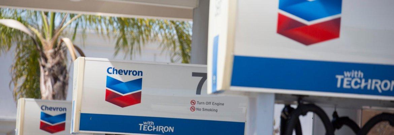 Chevron drone Terra Drone
