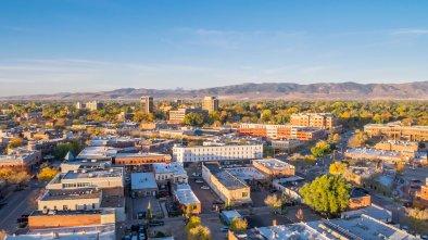 Colorado State University drone training