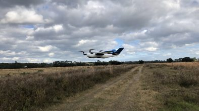 Verizon Skyward telecom drone FAA BVLOS UTM