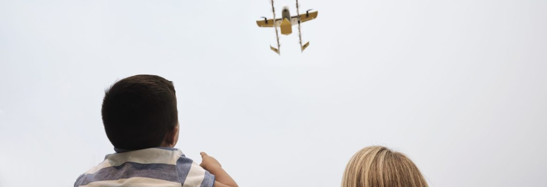 Wing drones Logan Australia