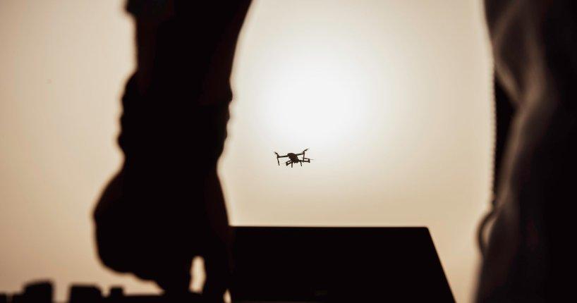 hire drone pilots