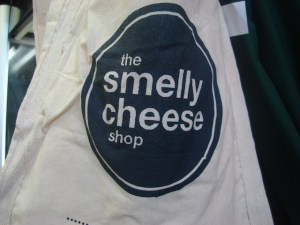 The Smelly Cheese Shop