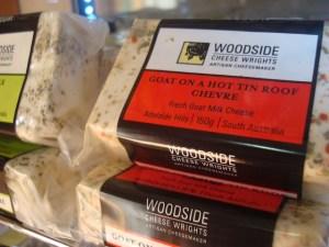 Woodsite goat's cheese