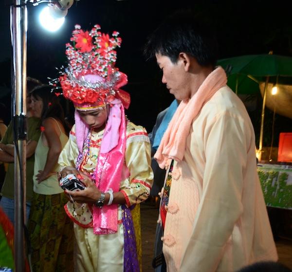 Sang Long Festival Chiang Mai