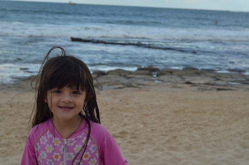 More beaching!
