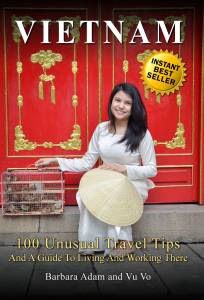 The cover of Vietnam: 100 Unusual Travel Tips