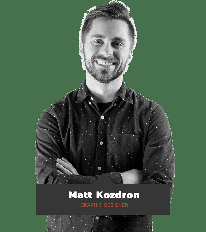 Matt Kozdron