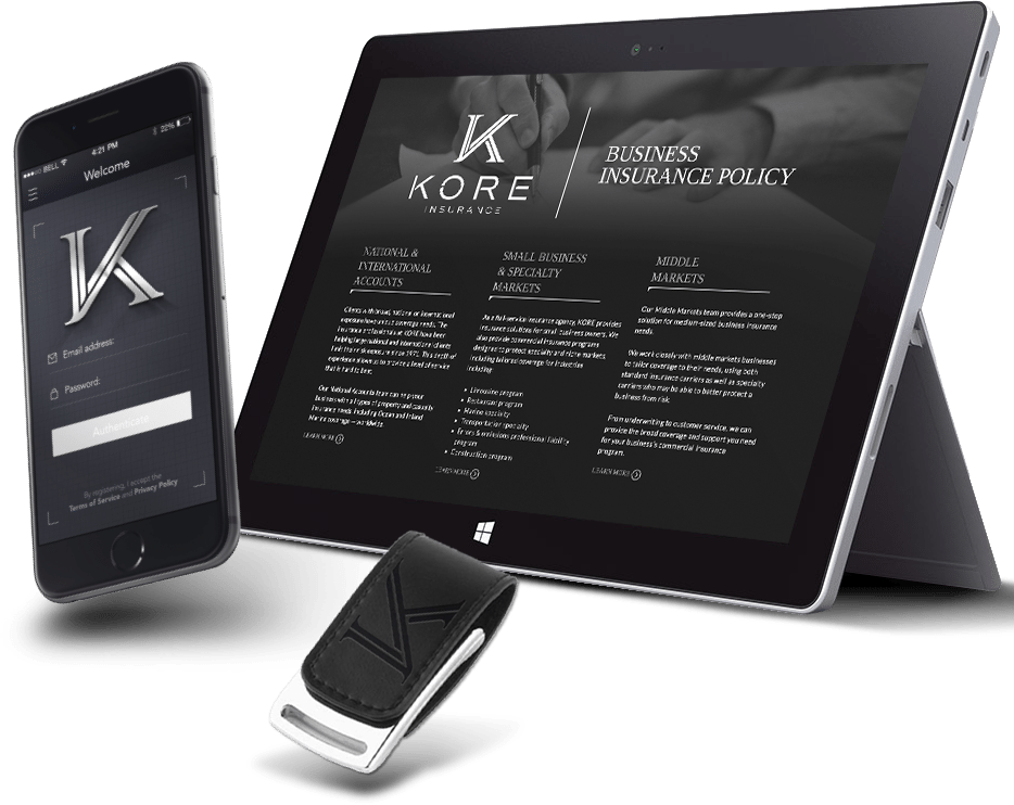 kore digital products