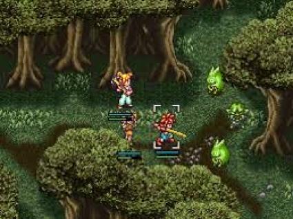 Chrono Trigger Combate
