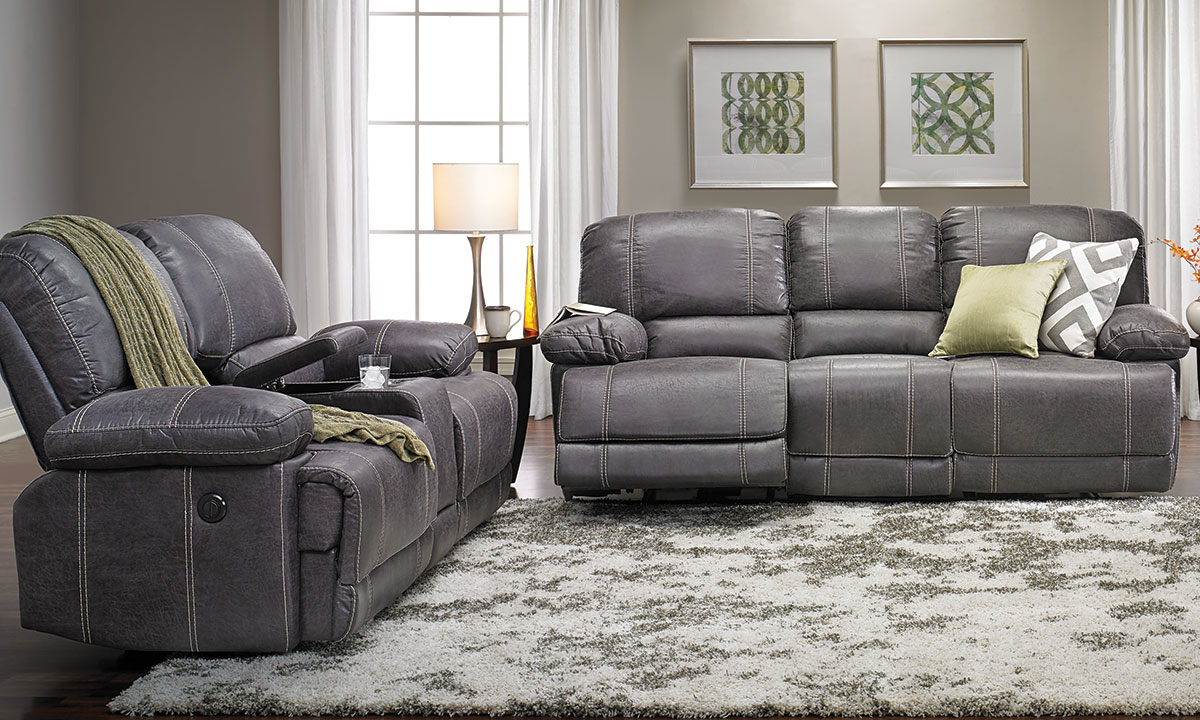 Lawrence 2 Piece Power Reclining Living Room Set