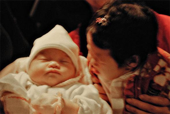 Baby Nancy photo