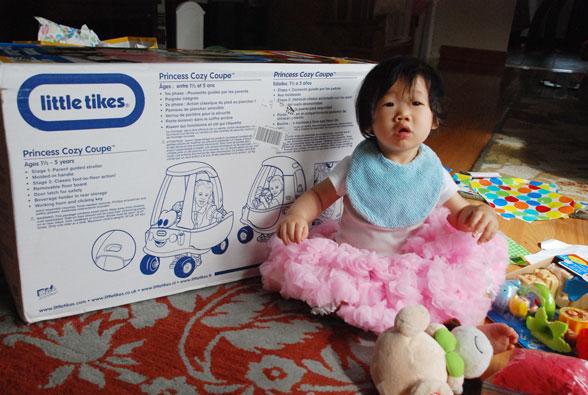 Isabella's First Birthday photo