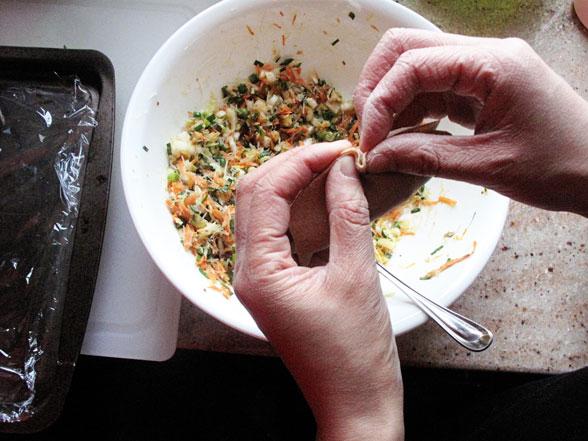 Whole Wheat Dumpling Skin Recipe