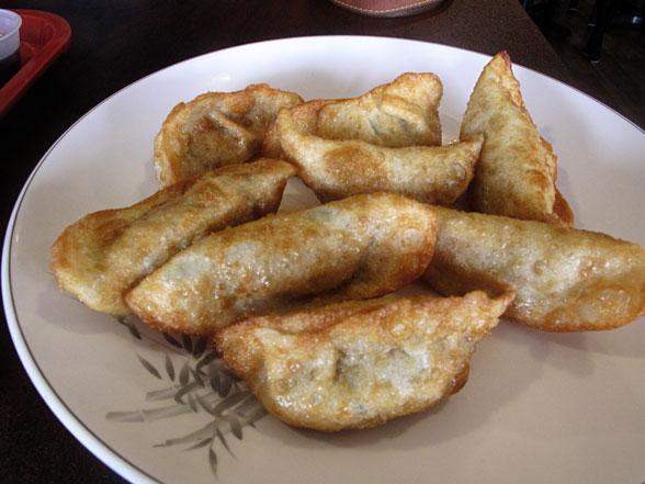 Review: Hmart Homemade Fried Dumplings