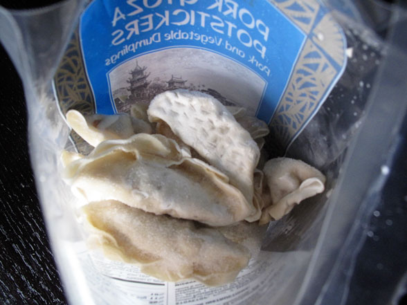 Review: Trader Joe's Pork Gyoza Potsticker