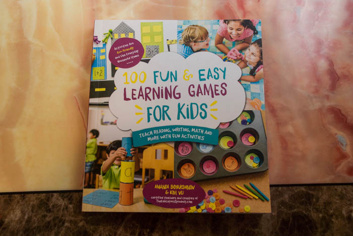 100 Fun & Easy Learning Games For Kids