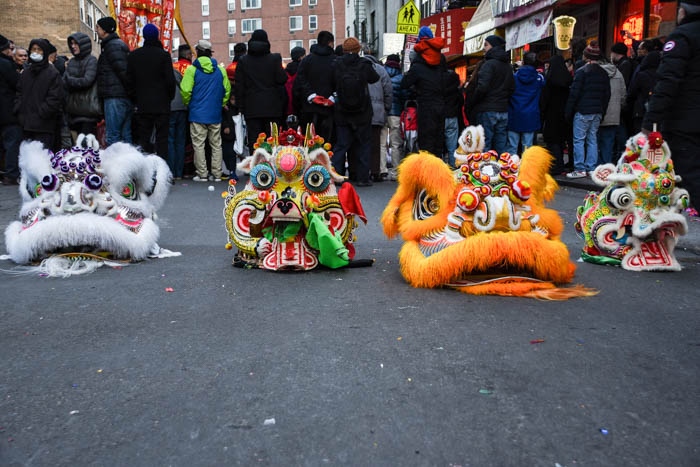 The Last Lion Dance