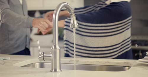 Experience Hansgrohe
