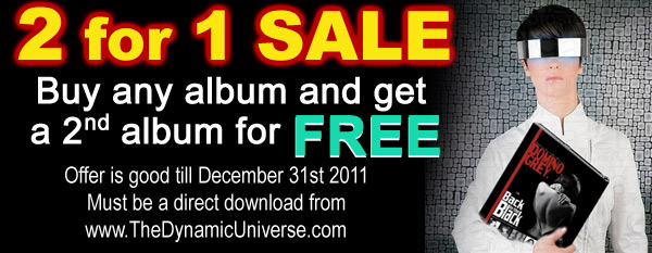 Dynamica Music Sale banner