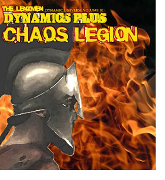 Chaos Legion Album Concept Graphic