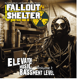 Album cover for Fallout Shelter BASSment Level
