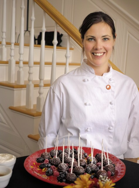 Kimberley Steele of East Coast Bistro (John England/The East)