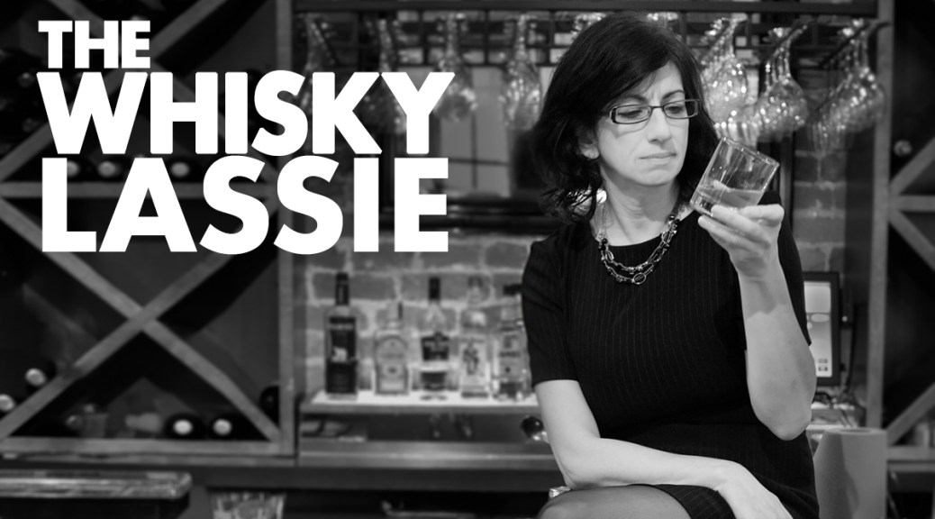 The Whisky Lassie: The Alter-Ego Of Johanne McInnis