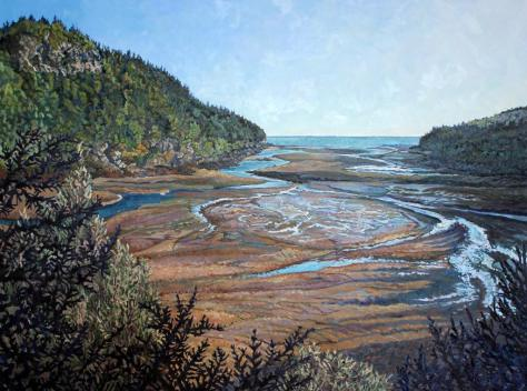 Low Tide At Wolf Point (Courtest of Lynn Wigginton)