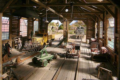 Engine House (Courtesy of Bob Boudreau)