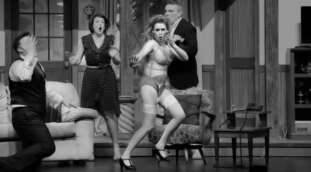 In Review: Saint John Theatre Company's 'Noises Off'