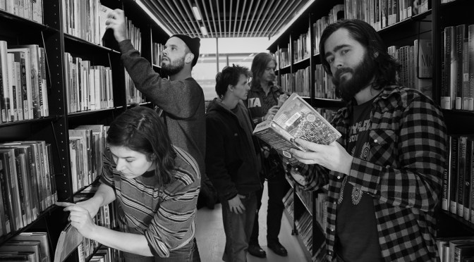 New Music: The Burning Hell's 'Public Library'