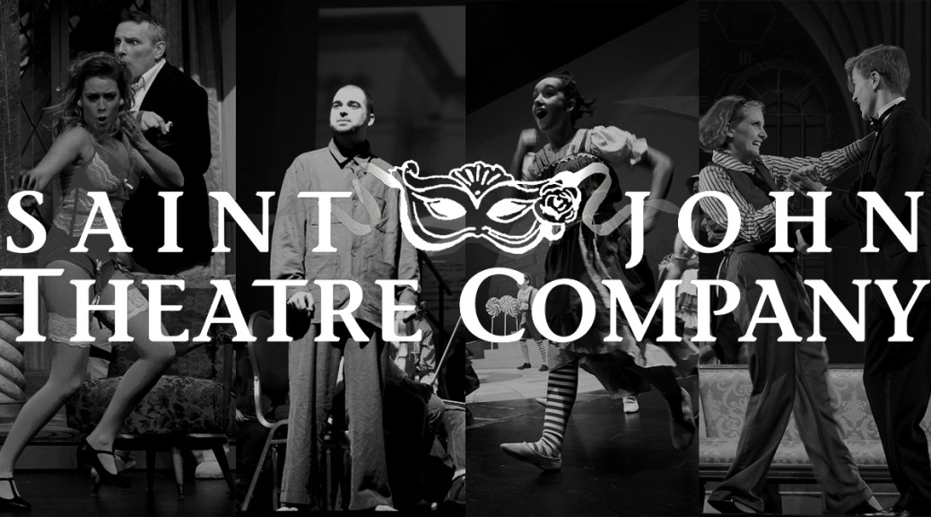 Saint John Theatre Company Announce 2016-2017 Season
