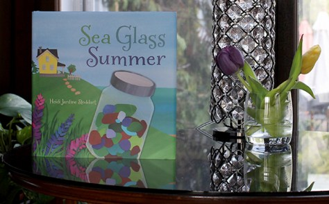 Sea Glass Summer by Heidi Jardine Stoddart (Melissa Smith/The East)