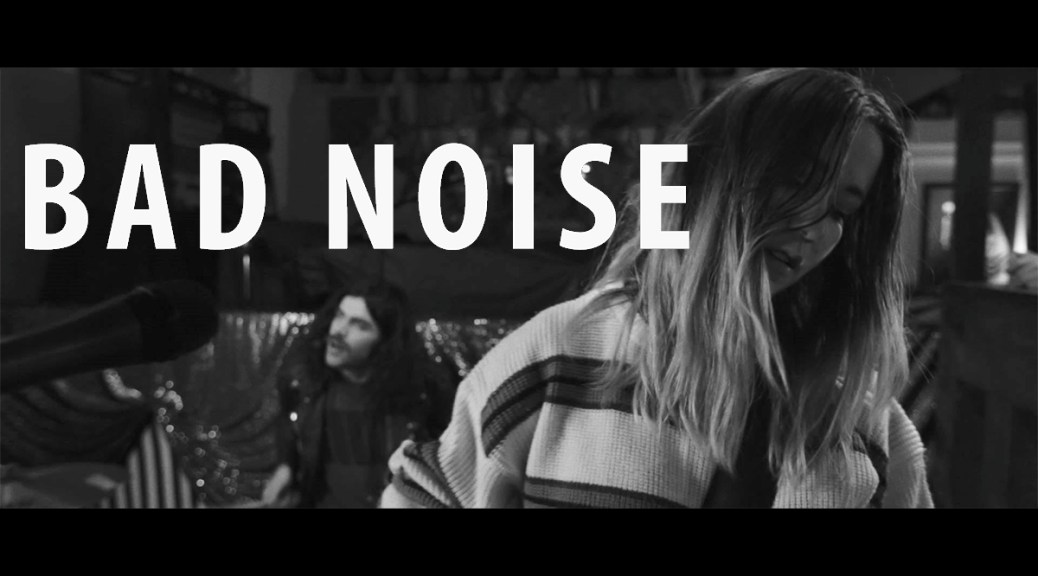 The Bonner Brothers Present Short Film 'Bad Noise'