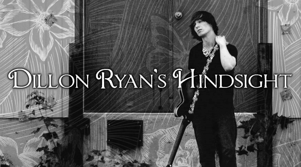 New Music: Dillon Ryan's Hindsight's 'Anxiety Love Song'
