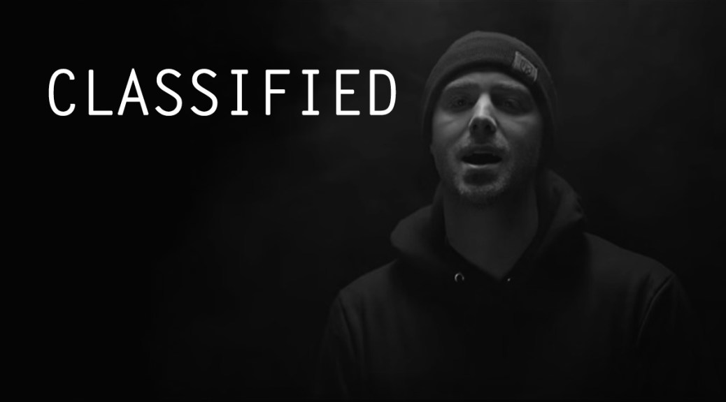 Video: Classified's 'It's Hard To Understand'