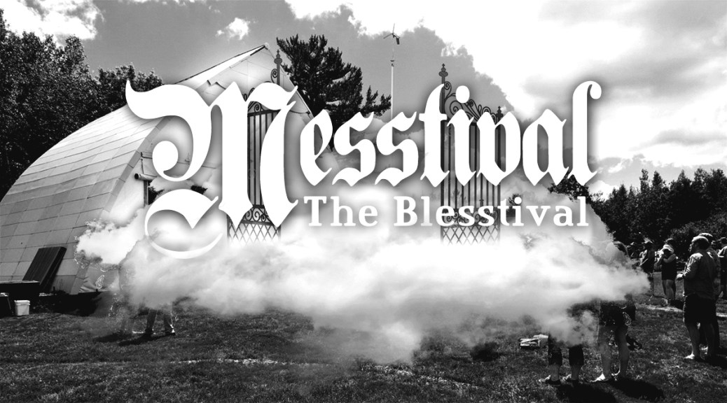 Messtival Becomes Religious Battleground