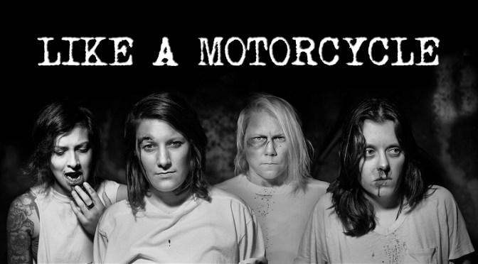 Like A Motorcycle (KT Lamond)