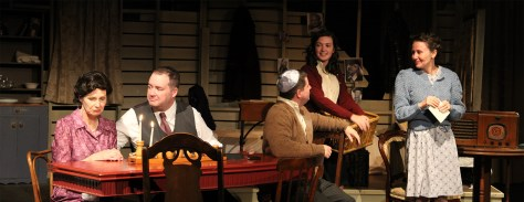 The Diary Of Anne Frank (Melissa Smith/The East)