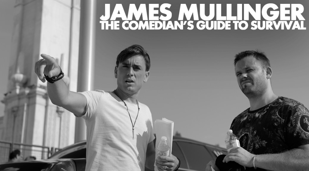 The Making Of The Movie About James Mullinger's Life