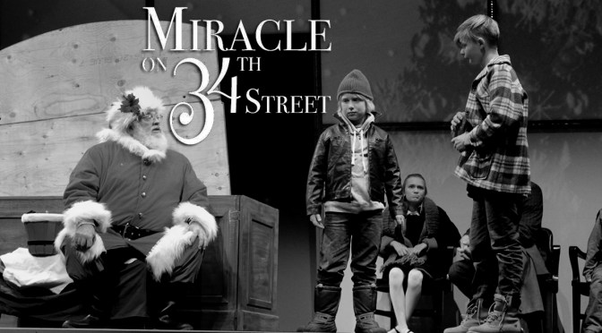 Miracle On 34th Street (Melissa Smith/The East)
