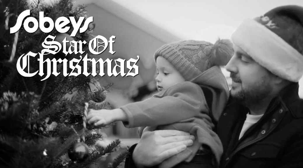 Sobeys Declares Open Season On The Holidays With New 'Star Of Christmas' Video